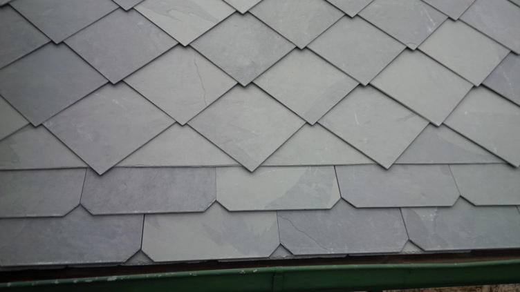 diamon slates roof