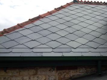diamond slate roofing