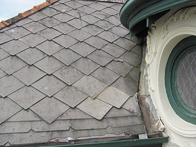 Diamond Slate Roofing Federation Style Slates And