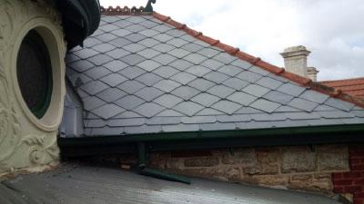 Diamond Slate Roofing Federation Style Slates And