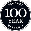 100-year-warrenty